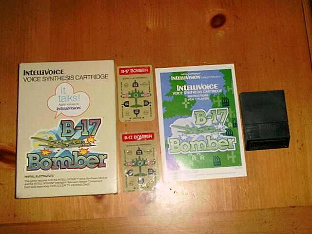 Classic Video Games - Intellivision Pictures